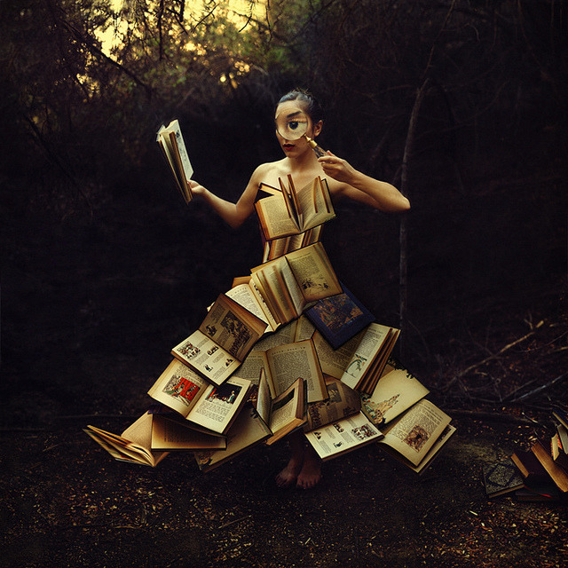 the research laboratory by brookeshaden on Flickr.