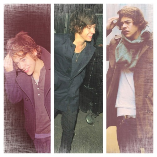 Harry Styles coat appreciation post