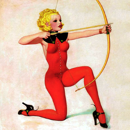 hollyhocksandtulips:  Illustration by Enoch Bolles