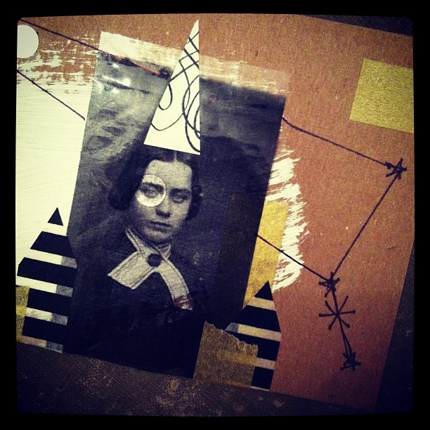 #correspondence  (Taken with Instagram)