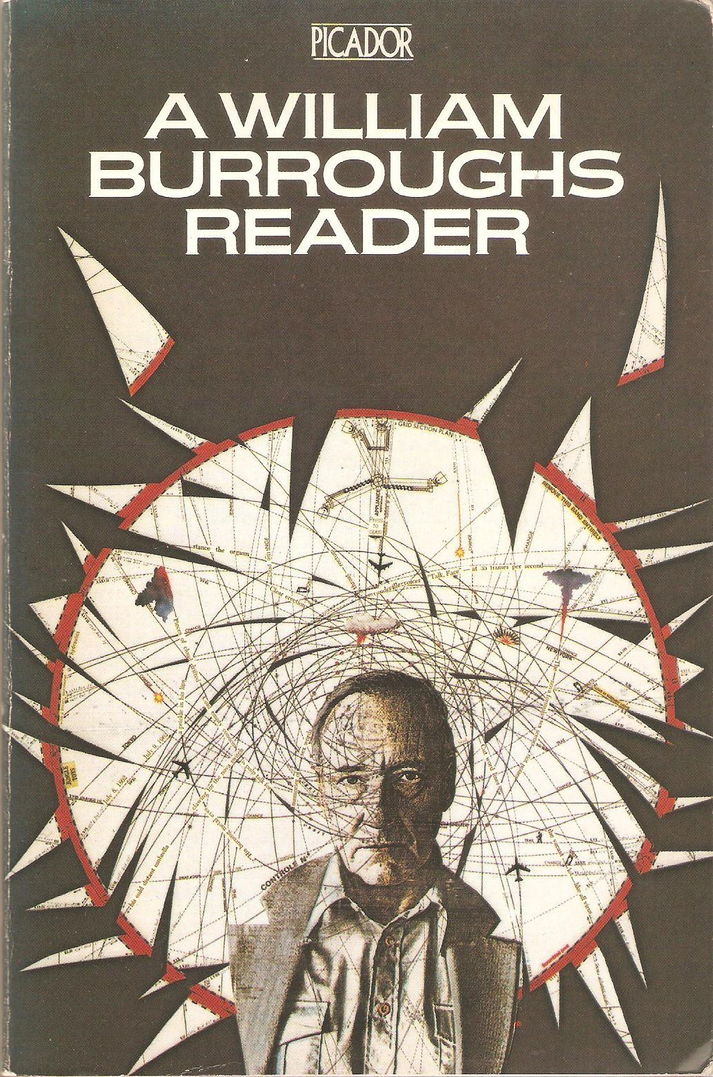 davidcorvine:  A William Burroughs Reader.