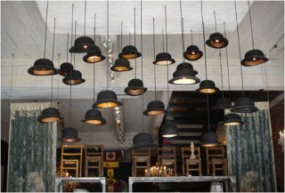"""JEEVES & WOOSTER PENDANT LAMPS 