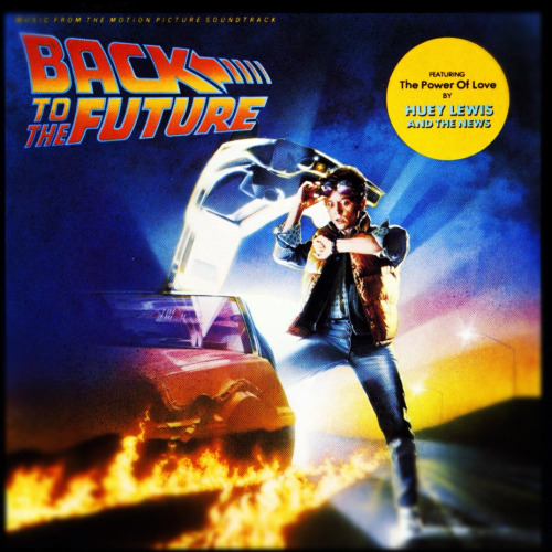 #5 on my list is the Back to the Future soundtrack. Getting to know this album over multiple listens, if anything, enhances the film. By that, I mean I lean over to whoever I'm watching with and annoyingly talk about the music in pivotal scenes. You can find my full list of top 5 soundtracks here.