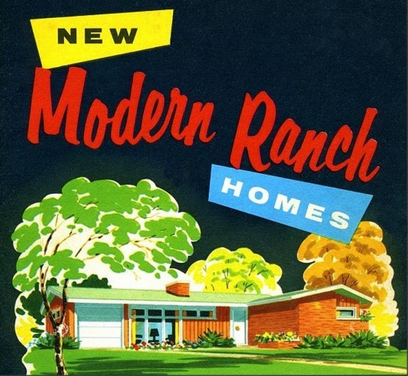 House Plans, 1956  flickr