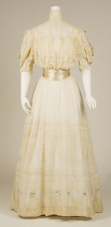 Dress 1903 The Metropolitan Museum of Art