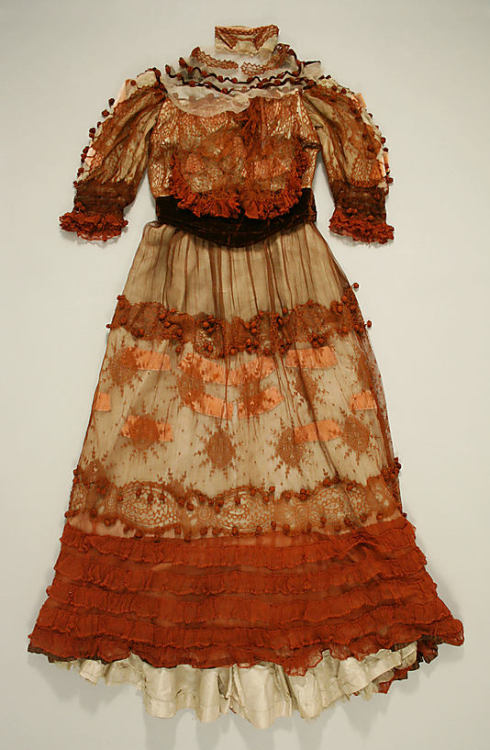 Dress 1905 The Metropolitan Museum of Art