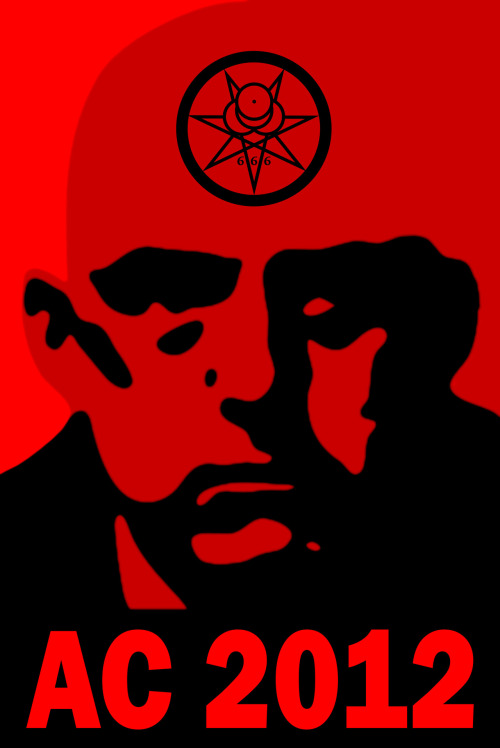 October 12th is the birthday of Aleister Crowley. Keep Crowley in Crowleymas! 93