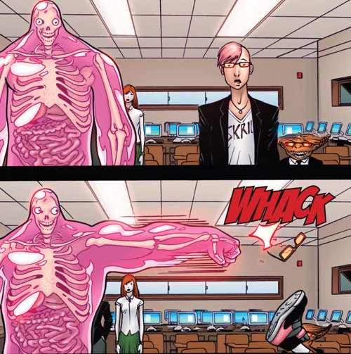 fuckyeahquentinquire:  Wolverine and the X-Men #18