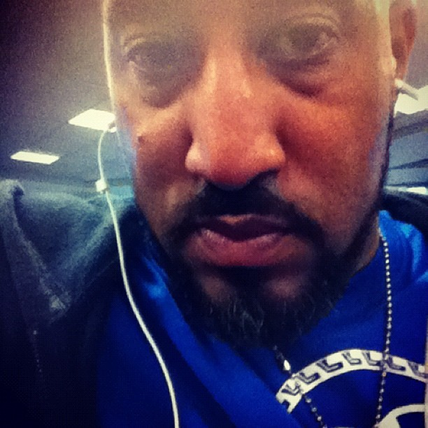 That airport #nosleep face. #LAX (Taken with Instagram)