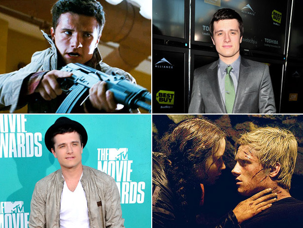 Happy 20th Birthday, Josh Hutcherson! We're celebrating with your 20 hottest looks.