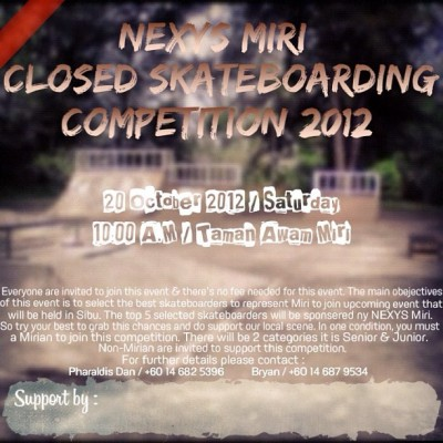 do support us! (Taken with Instagram)