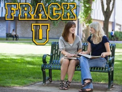 Pennsylvania Fracking Law Opens Up Drilling on College Campuses Today in What the Frack.