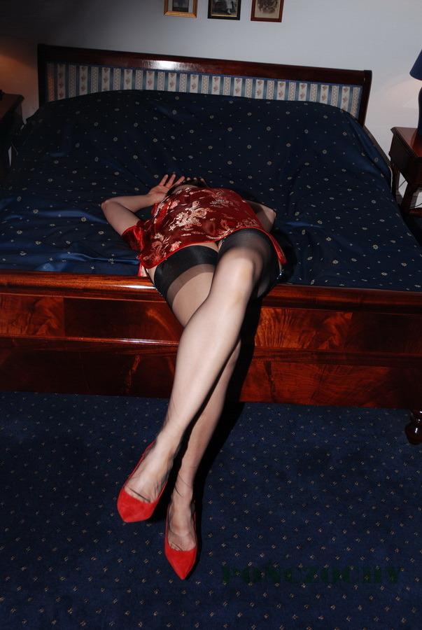 "It's on ""Stockings Addiction"" a Tumblelog by Gordon Pymhttp://gordonpym.tumblr.com/archive"