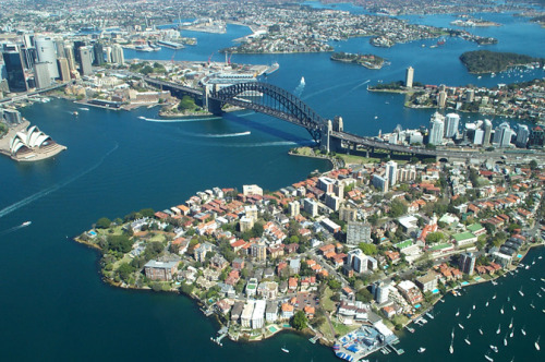Aerial view of Sydney harbour, including the Opera House and the Bridge. (Sydney, New South Wales, Australia) PHOTO SUBMISSION: JEFF (gnu.jeff@gmail.com) Thanks for your submission Jeff! Definitely a good addition to travelers out there! … AND another item on my bucket list that I want to cross out very soon! :)  KEEP YOUR SUBMISSIONS COMING, FELLOW TRAVELERS! :)  Sorry I haven't been looking at my mailbox. I've been MIA for a looooong time. BUT I'm back! :)