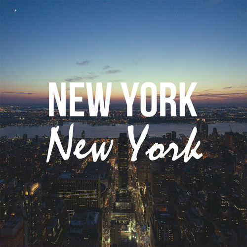 this is where I belong. This is what's waiting for me. New York, wait for me. I'll make you proud.