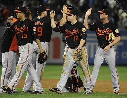 An Exhilarating Night at Camden Yards    The Baltimore Orioles played a home playoff game for the first time in 15 years on Sunday night. I was lucky enough to have four tickets for the ALDS opener against the New York Yankees. I was not lucky enough to have a baby sitter or a fully functional right leg. Continue Reading