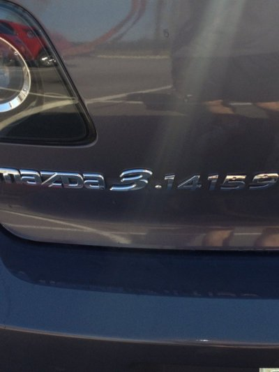 collegehumor:  Mazda Pi Series Sup ladies.