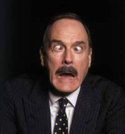 We're publishing John Cleese's memoir!