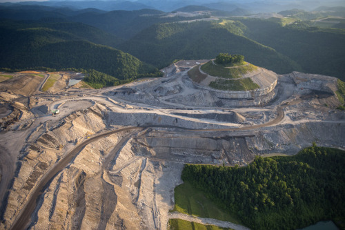 sustainable-sam:  West Virginia Mountaintop Removal: How Coal Mines Have Changed The Appalachian Way Of Life  God dammit.