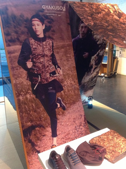 Latest girl crush.   Kiko Mizuhara for Nike X Gyakusou A/W12.  Whasians do it best.    UNDERCOVER LAB GyakusouInternationalRunningAssociation   This collection is brilliant.