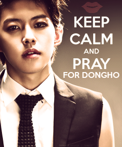 "heeyoung501:  chogasm-kyuyum:   U-KISS' Dongho was sent to the emergency room because of pain in his lungs. He was diagnosed with pleurisy, and there is the possibility that he may have to undergo surgery. Because of his hospital stay, Dongho has canceled all of his schedules, including promotional activities for his movie 'Don't Cry Mommy'. His appearance on 'SNL Korea' has also been canceled, as well as all promotional activities for ""Stop Girl"". He is being especially cautious because he is also scheduled to have his interview with Chung-Ang University. Hopefully Dongho gets better soon!  Let's all pray for Dongho! #GetWellSoonDongho  Reblogging this again. Let's focus on Dongho everyone. Show him your love and support. <3"