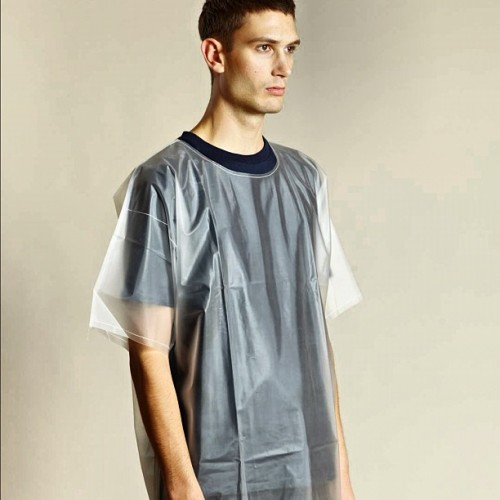 LN-CC MEN'S: #PAM | AW12 Translucent T-shirt > http://bit.ly/RCHJ60 (Taken with Instagram)