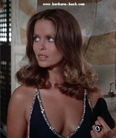 And Barbara Bach I think was the best Bond girl