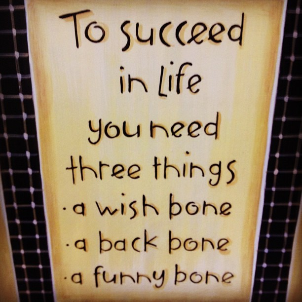Tools successful people have… (Taken with Instagram)