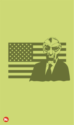 dope-is-my-hustle:   DOOM FOR PRESIDENT