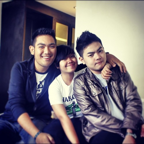 farewell @DwiNovaPandia @tito_tan :( :) (Taken with Instagram)