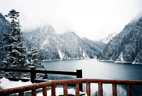 Jiuzhaigou - Long Lake