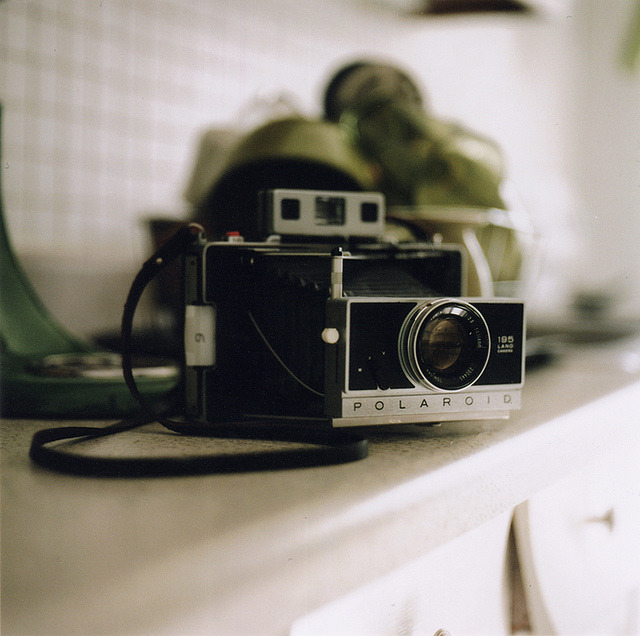 189m:  Polaroid 195 by Parker Fitzgerald on Flickr.