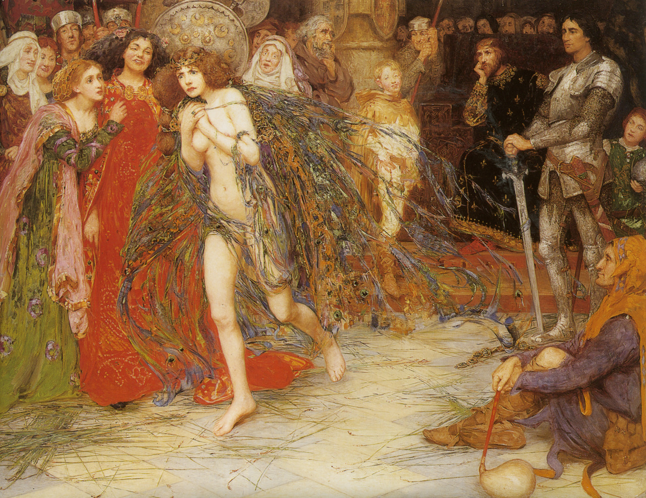 Isobel Lilian Gloag, The Magic Mantle, 1898