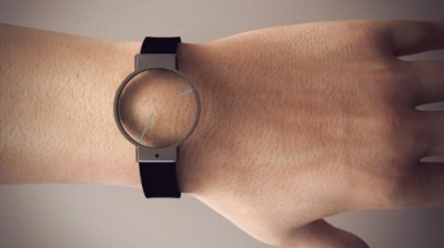 Minimal Analog Watch Concept