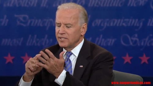 "I thought it was very unfair for Martha Raddish to ask Joe Biden to count the number of letters in the word ""JOBS."" Media bias anyone?"