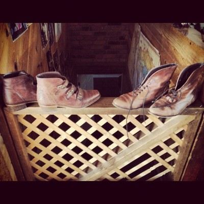Nothing better than my #vintage #boots!  #fall #fashion #finds ! #uk  (Taken with Instagram)