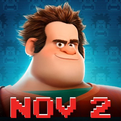 WRECK-IT RALPH, in theaters November 2!