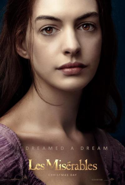 I Dreamed a Dream. Anne Hathaway as Fantine in Les Misérables.
