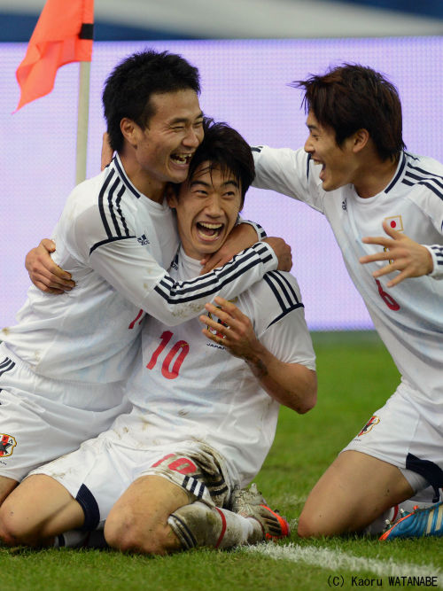 s04-22:  12.10.2012 France vs Japan International Freundschaftsspiel