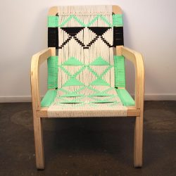 fromwhativeseen:  Macrame Palapa Chair. Pacific Wonderland.