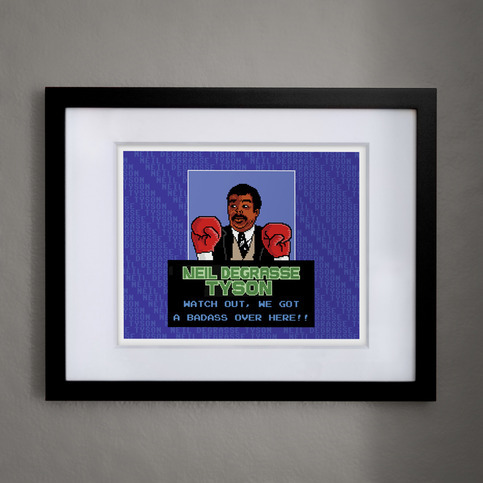 (via it8Bit | Neil deGrasse Tyson's Punchout! )