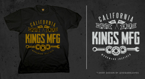 Design For Kingsboardshop - WorkWear Inspired