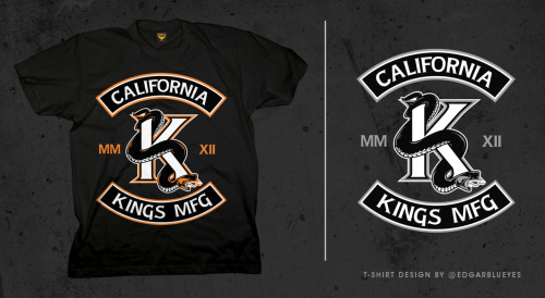 Design for Kings Boardshop - Cali Snakes