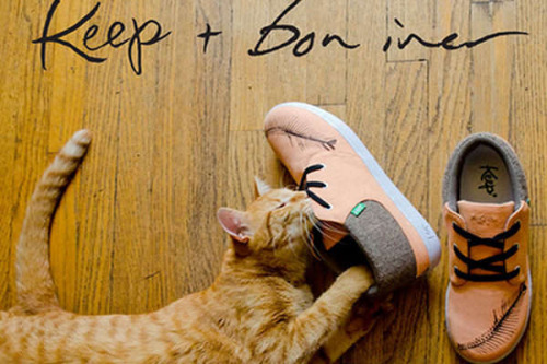 fuckyeahveganlife:  bon iver's justin vernon designs vegan shoe to benefit animal welfare group
