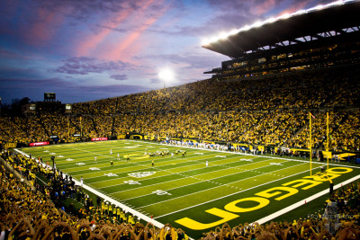 youreadickryan:  Autzen Stadium.