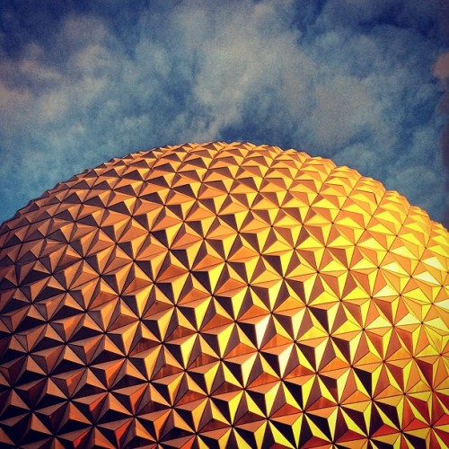Epcot (Taken with Instagram)