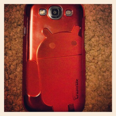 New #galaxys3 case #android #google #samsung  (Taken with Instagram)