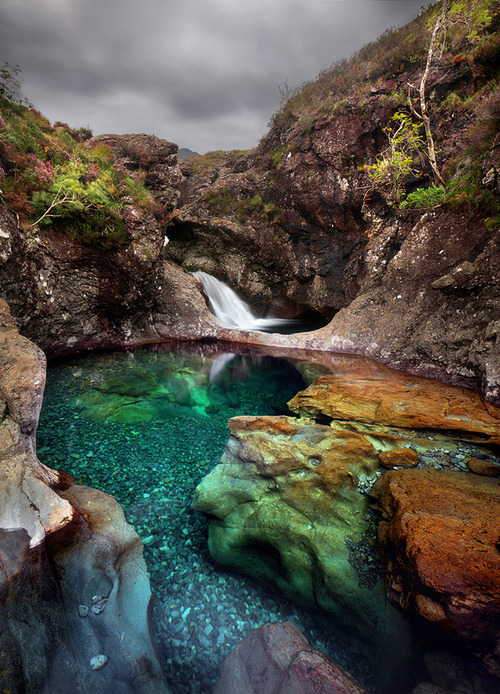 Scotland - The Magic Pool