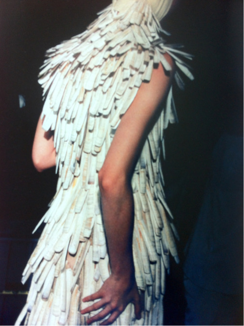 66lanvin:  BEYOND the THRESHOLD by McQUEEN……….No.30