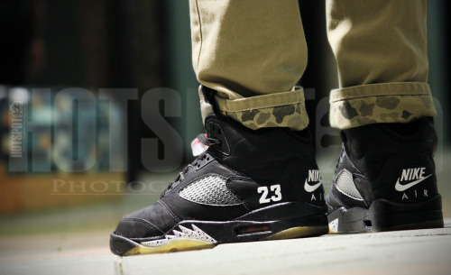 "hotspot472:  ""Legendary Steps"" First wear of Project 23, 1990 Met V's custom Badge. -Hotspot472-"